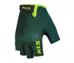Rukavice KLS Factor 021, green, L